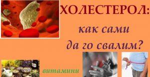 Сваляне на холестерол и триглицериди с Розувистат, Аторвастатин и билки