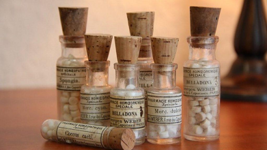 видове хомеопатия за нерви, лекарства, употреба